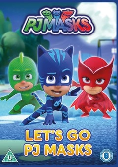 PJ Masks - Let's Go PJ Masks - 1