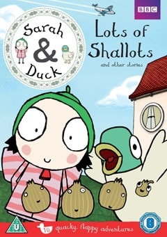 Sarah & Duck: Lots of Shallots and Other Stories - 1