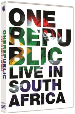 One Republic: Live in South Africa - 1