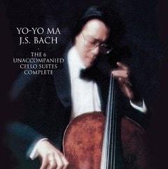 Bach: Unaccompanied Cello Suites - 1