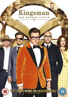 Kingsman: The Golden Circle - 1