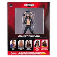 AJ Styles: WWE Championship Figurine: Hero Collector - 6