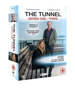 The Tunnel: Series 1 to 3 - 2