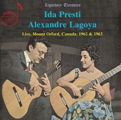Ida Presti & Alexandre Lagoya: Live, Mount Orford, Canada: 1962 & 1963 - 1
