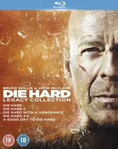 Die Hard: 1-5 Legacy Collection - 1