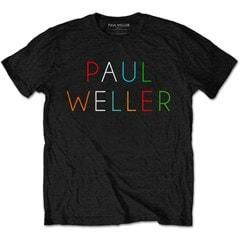 Paul Weller Multicolour Logo (Small) - 1
