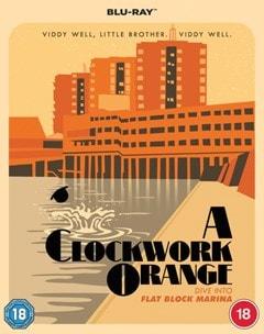 A Clockwork Orange - Travel Poster Edition - 2