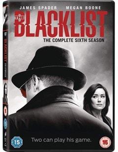 The Blacklist: The Complete Sixth Season - 2