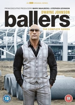 Ballers: The Complete Series - 1