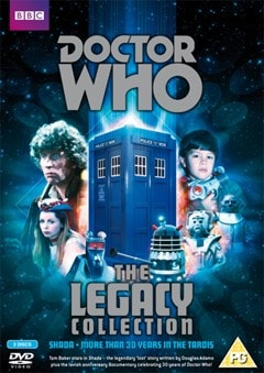Doctor Who: Legacy - 1