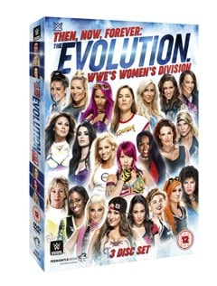 WWE: Then, Now, Forever - The Evolution of WWE's Women's Division - 1