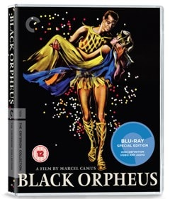 Black Orpheus - The Criterion Collection - 2