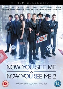 Now You See Me/Now You See Me 2 - 1