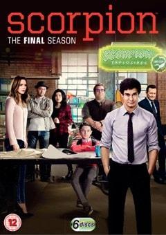 Scorpion: Season Four - 1