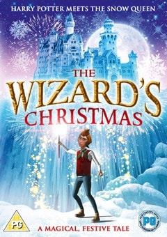 The Wizard's Christmas - 1