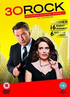 30 Rock: Seasons 1-7 - 1