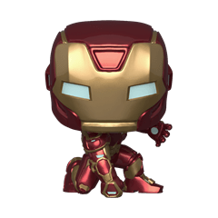 Iron Man (626) Avengers Gamerverse Marvel Pop Vinyl - 1
