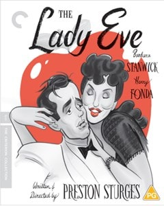 The Lady Eve - The Criterion Collection - 1