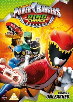 Power Rangers Dino Charge: Volume 1 - Unleashed - 1