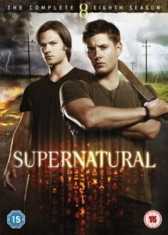 Supernatural: The Complete Eighth Season - 1