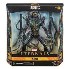 Eternals Kro: Marvel Legends Series Action Figure - 6