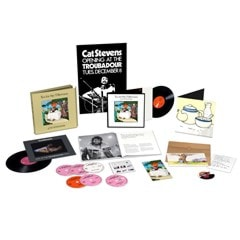 "Tea for the Tillerman - LP / 12"" EP / 5CD / Blu-ray - 1"