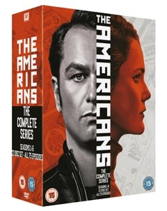 The Americans: The Complete Series - 2