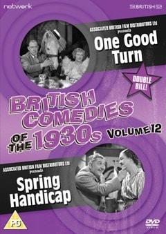 British Comedies of the 1930s: Volume 12 - 1