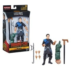 Wenwu: Shang-Chi And Legend Of The Ten Rings: Marvel Legends Series Action Figure - 7