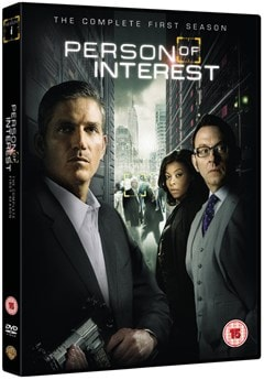 Person of Interest: The Complete First Season - 2