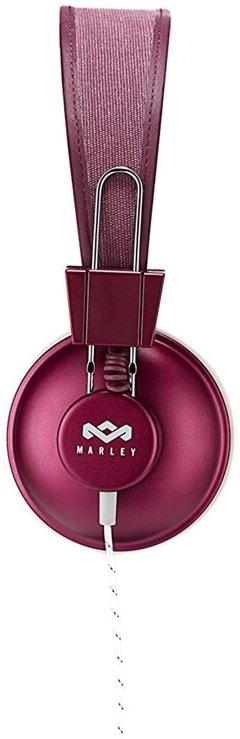 House Of Marley Positive Vibration Purple Headphones W/Mic (hmv Exclusive) - 2