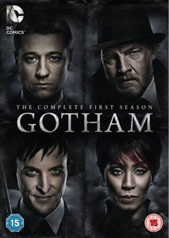 Gotham: The Complete First Season - 1