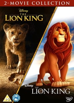 The Lion King: 2-movie Collection - 1