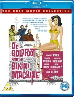 Dr. Goldfoot and the Bikini Machine - 1