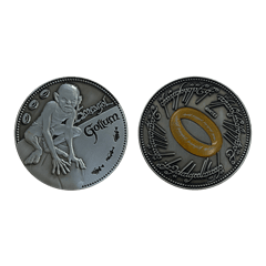 The Lord of the Rings: Gollum Limited Edition Coin - 5
