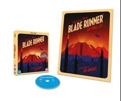 Blade Runner: The Final Cut - Travel Poster Edition - 1