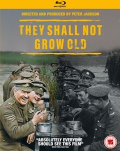 They Shall Not Grow Old - 1