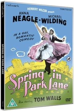 Spring in Park Lane - 2