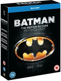 Batman: The Motion Picture Anthology - 2