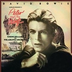 David Bowie Narrates Prokofiev's Peter and the Wolf - 2