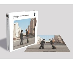Pink Floyd - Wish You Were Here: 500 Piece Jigsaw Puzzle - 1