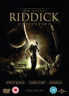 Pitch Black/Chronicles of Riddick/Dark Fury - The Chronicles... - 1