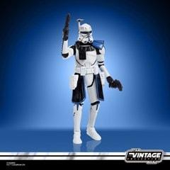 Captain Rex 3.75 Inch: Clone Wars: Star Wars: Vintage Collection Action Figure - 4
