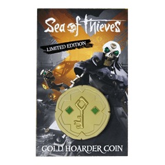 Sea Of Thieves: Gold Hoarders Key Limited Edition Coin - 2