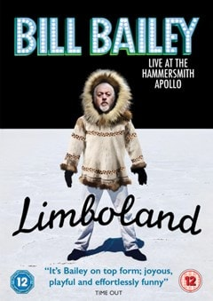 Bill Bailey: Limboland - Live at the Hammersmith Apollo - 1