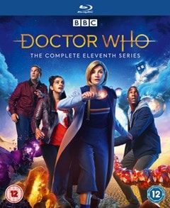 Doctor Who: The Complete Eleventh Series - 1