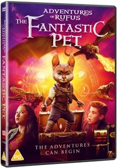 Adventures of Rufus - The Fantastic Pet - 2