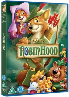 Robin Hood (Disney) - 4