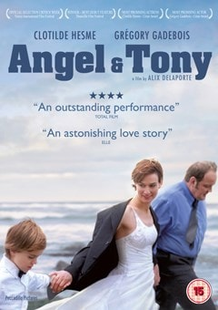 Angel and Tony - 1