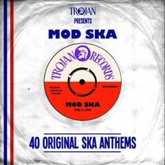 Trojan Presents... Mod Ska: 40 Original Ska Anthems - 1